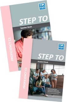 Front Cover of Step To Proficiency Books
